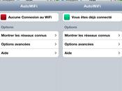 AutoWiFi Application vous simplifiera connexion WiFi