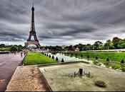 Balade Tour Eiffel, Villette Quai Seine.