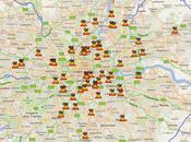 Good as... cartes émeutes Londres