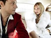 Kate Moss Jamie Hince dans Vogue Mario Testino