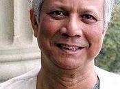 Muhammad Yunus Washington pour promouvoir l'économie solidaire