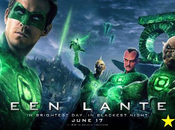 GREEN LANTERN Ryan Reynolds verre