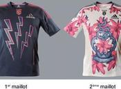 maillots Stade Français, version Oberthur