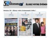 Emission télévision France votez vite pour Téléthon