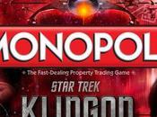 édition Klingon pour Monopoly