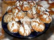 Recette ghriba cacahuètes coco sésames