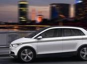 Salon Francfort 2011 Audi présente l'A2 Concept