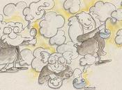 CLOUD physiciens dans nuages