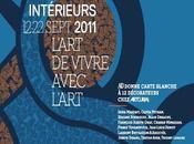 Intérieurs 2011 vivre avec l'art