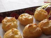 Gougères fromage
