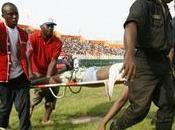 Douala Deux footballeur foudroyés