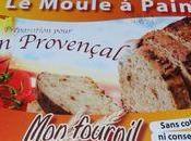 Tartine tapenade maison pain provencal
