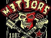 METEORS live /Mick Wigfall/Devil Crockett/Copyshop+Ldn