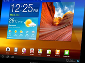 Test tablette tactile Android Samsung Galaxy 10.1 GT-P7510