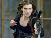 Milla Jovovich parle Resident Evil Retribution