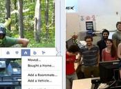 Timeline: nouveaux profiles Facebook
