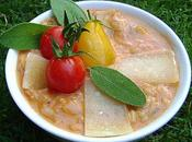Risotto Tomates Sauge