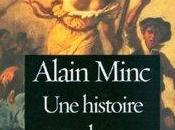 lire histoire France d'Alain Minc