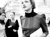 Fashion Week printemps-été 2012 Paris Chanel l'extérieur