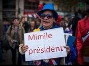 Manifestation contre l'austérité, Paris.