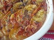 Tian d'été tomates anciennes