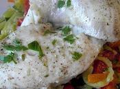 Filet Vapeur Julienne Légumes