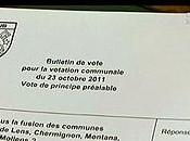 Dimanche, Lens vote fusion cinq
