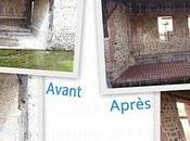 Rénovation lavoirs Bernay tant mairie particuliers bravo merci sauvé notre patrimoine urbain...
