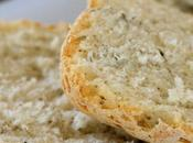 Pain herbes Provence, graines courge