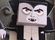 Papertoy Dracula (Spécial Halloween)