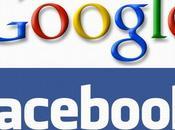 Google Facebook guerre partenariats