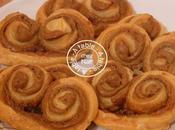 Palmiers spéculoos