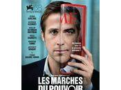 """The ides march"" ""Les marches pouvoir"", George Clooney"