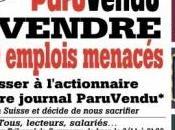 Liquidation judiciaire pour Paru Vendu