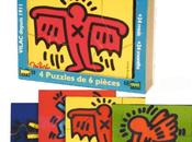 Puzzle Keith Haring Vilac pour petits