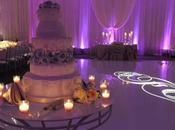 Décorer table gateau mariage