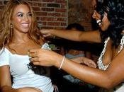 Beyoncé enceinte d'une fille... C'est Kelly Rowland