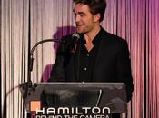 Robert Pattinson Hamilton Behind camera Awards