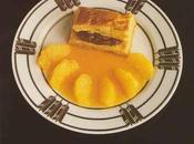 Feuilletés mousse chocolat oranges