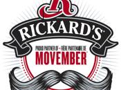 Ricakrd's s'imprime Movember