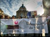 Manifestation pour chez-soi tous Paris.