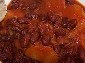 Haricots rouges pommes terre Paprika