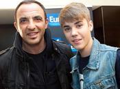 Justin Bieber interview Nikos Aliagas (Vidéo)