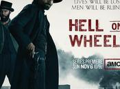 (Pilote Hell wheels conquête ferroviaire l'Ouest