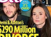 Divorce c'est fini entre Demi Moore Ashton Kutcher