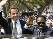 Françafrique France-à-fric? dictateur Omar Bongo aurait financé campagne Sarkozy