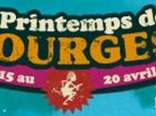 Printemps Bourges programmation
