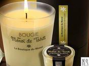 Enfin, bougie véritable Monoï Tahiti parfumé