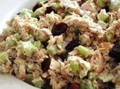 salade thon canneberge facile faire