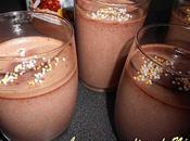 Ronde Inter Blog #23, panna cotta nutella crèmes vanille